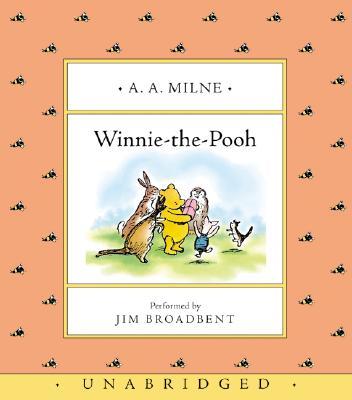 [CD] Winnie-The-Pooh By Milne, A. A./ Broadbent, Jim (NRT)