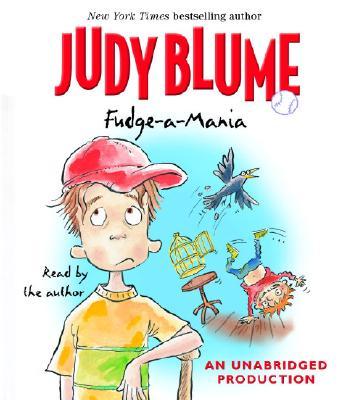 [CD] Fudge-a-mania By Blume, Judy/ Blume, Judy (NRT)